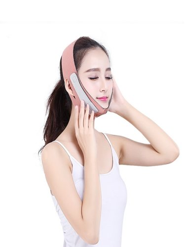 Slimming Face Auxiliary Band Convenient Household Stylish Efficient Specifications:Color: orange