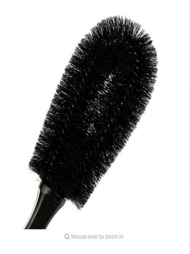 Car Cleaning Tire Brush Portable Practical High Quality Durable Car Wash Accessory Features:Product Name: Car Cleaning Tire BrushProduct material: