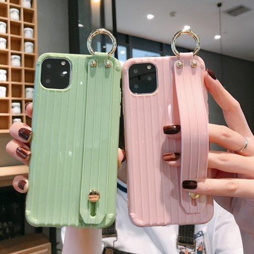 iPhone 11/11 Pro/11 Pro Max/XS/XR/XS Max/X/8/8 Plus/7/7 Plus/6/6S/6 Plus/6S Plus Phone Cover Solid Color Apple Shatter-Resistant Simple Soft