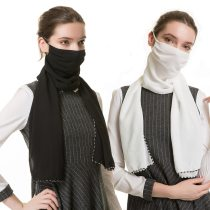 1 Piece Mask Multi-Functional Male Female Breathable Scarf Size: up to 147CM mask length 22CM