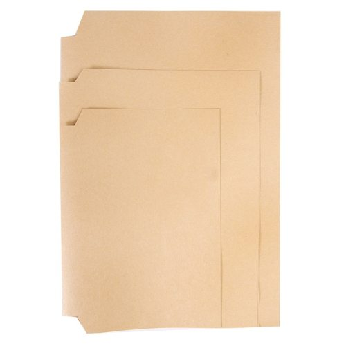 30Pcs Book Cover Papers Thick Solid Color Simple Office Others size:A4/6K/32K 10pcs per size A4