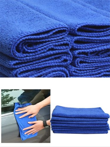 Car Towel Ultrafine Car Clean Wax Wash Fiber Other Specifications:1Size:30*70cm23Weight:30g Foldable