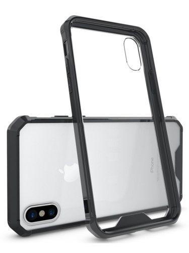 iPhone XS Max/XS/XR/X/8/8 Plus/7/7 Plus/6S/6S Plus/6/6 Plus Phone Case Acrylic Transparent Hard Suitable for iPhone XS Max/XS/XR/X/8/8 Plus/7/7 Plus