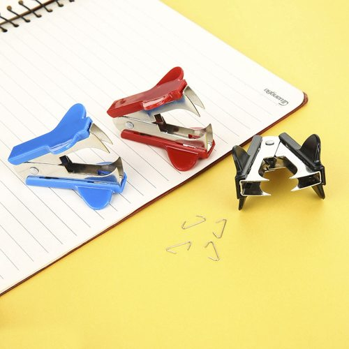 3 Pieces Stapler Removers Versatile Mini Simple Office Size: 55 * 21 * 31 cm