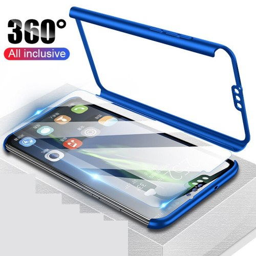 Series Phone Case Solid Color Mobile Phone Protection Full Protection Huawei Luxury 360 Full Protective Phone Case For Huawei Honor 20i 10i 9 Lite 10