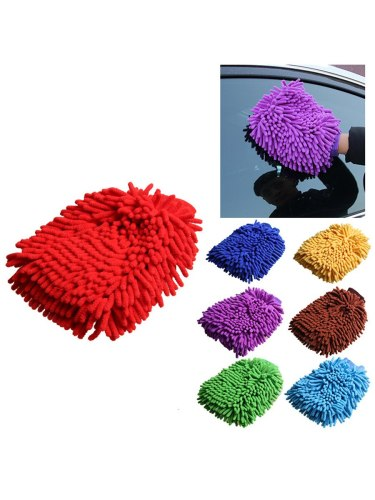 Car Vehicle Cleaning Wash Accessory Tool Multi-functional Cleaning Gloves Specifications:1 Size: 23 × 18cm2 3 Gross weight: 110g4 Packing: 1pcs /