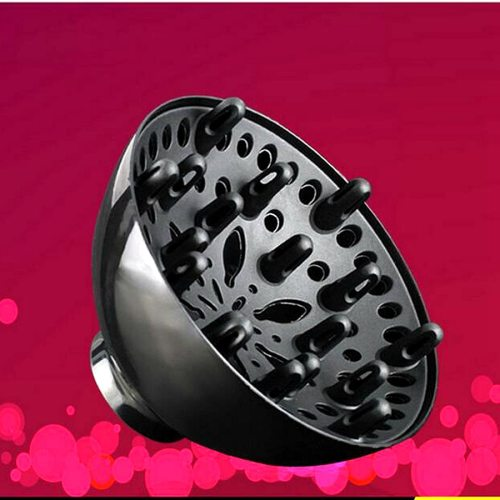 Makeup Tool Accessory Hairstyling Hair Dryer Makeup Tool Accessory Hairstyling Tool Hair Drier Cover Size:Connection diameter Approx:5cmCover hair