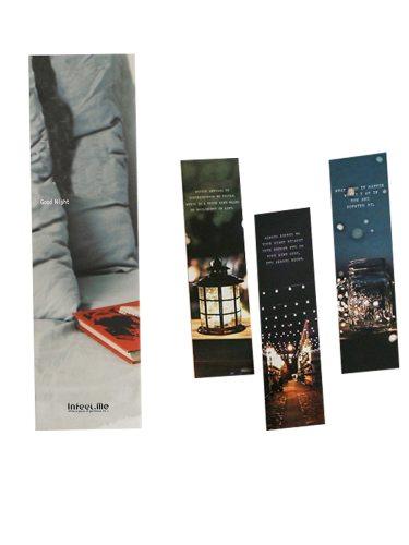 30Pcs Kid's Bookmarks Creative Design Students Size:15cm*4cm