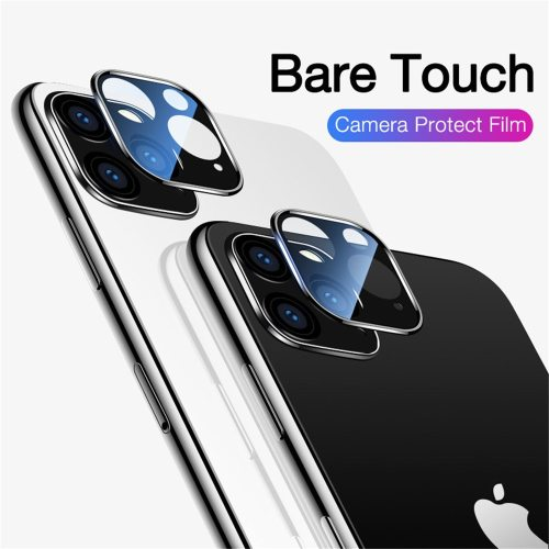 Phone Lens Protector 3D Tempered Glass Full Screen Metal Protector Film For HD Features:1Premium Tempered Glass-3D Curved:Latest 3D Curved to the