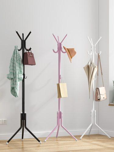 Coat Hanger Household Bedroom Multi Use Simple Size: 43*43*172cm