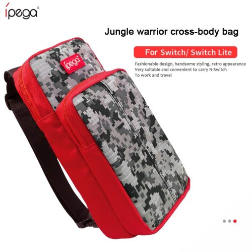 Storage Bag Portable Fashion Bag For N-Switch For N-Swich/ N-Swich Charger using high quality materials seiko textile Hardcore Level