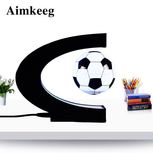 3-Inch Magnetic Levitation Floating Football with LED Lights Home please kindly understand