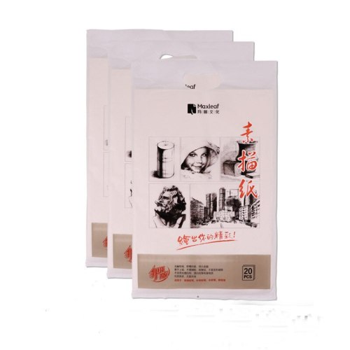 40Pcs Simple Office 8K Size of Paper: 382*263CM Painting Paper