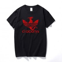 Dracarys Sport Game of thrones Unisex Adults T-Shirt harajuku Vintage style T shirt Camisetas hombre Tshirt Men Clothing 2019