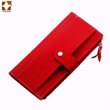 2019 wallet Women Luxury Brand Long  Fashion Fastener Hasp PU Leather Wallet Female Purse Clutch Money woman Wallet Coin Purse