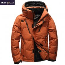 2019 High Quality 90% White Duck Down Jacket men coat Snow parkas male Warm Brand Clothing  winter Down Jacket Outerwear