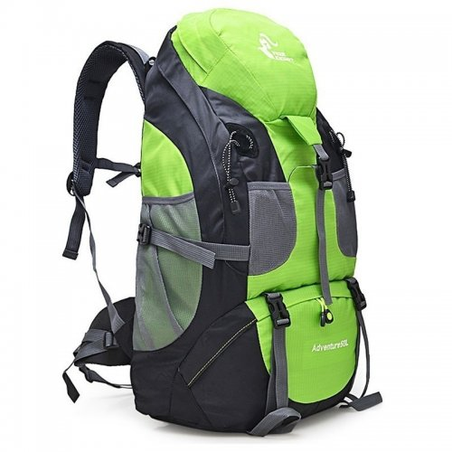 50L Waterproof Hiking Backpack Men Trekking Travel Backpacks For Women Sport Bag Outdoor Climbing Mountaineering Bags Hike Pack