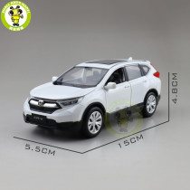 1/32 JACKIEKIM Honda CRV CR V SUV Diecast Model CAR SUV Toys for kids children Sound Lighting Pull Back gifts