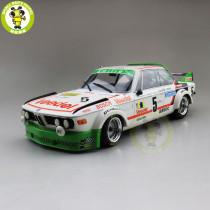 1/18 MINICHAMPS BMW 3.0 CSL WINNER 24HR SPA 1976 #5 155762505 Diecast MODEL CAR TOYS GIFTS