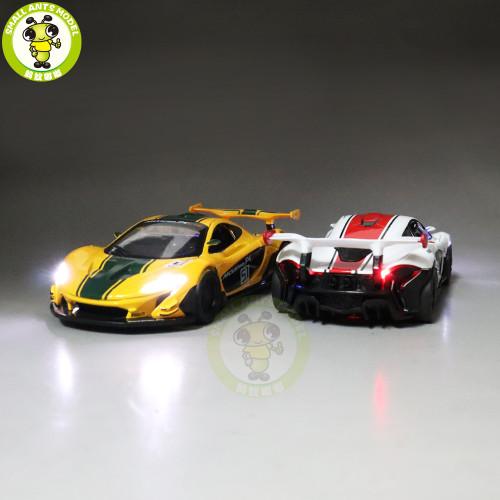 1:32 Mazda 6 Die Cast Modellauto Auto Spielzeug Model Sammlung Schwarz mit Licht