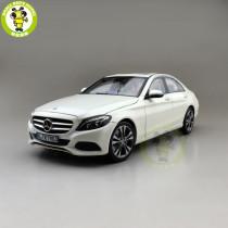 1/18 Norev Mercedes Benz C Class C300 Diecast Metal Car Model Toys Boys Girls Birthday Gifts