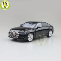 1/32 Jackiekim AUDI A6 A6L Light Sound JKM Diecast Model Toys Cars Kids Gifts