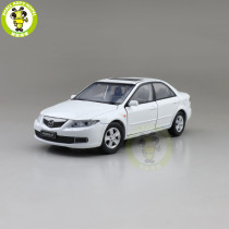 1/32 JACKIEKIM MAZDA 6 jkm Diecast Model CAR Toys for kids children Sound Lighting gifts