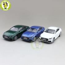 1/32 Jackiekim AUDI A7 Light Sound JKM Diecast Model Toys Cars Kids Gifts