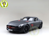 1/18 Benz SLS AMG Maisto 36196 31389 Diecast Metal Model Car Toys Boys Girls Gifts