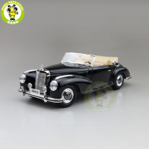 1/18 Benz 300S 1955 Maisto 31806 Diecast Metal Model Car Toys Boys Girls Gifts