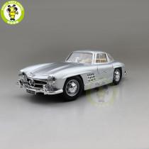 1/18 Medcedes Benz 300SL 300 SL 1954 Bburago 12047 Diecast Metal Model Car Toys Boys Girls Gifts