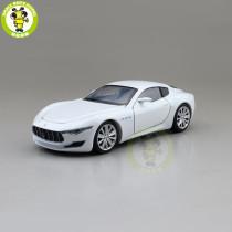 1/32 Maserati Alfieri JKM Diecast Model Toys Kids Car Boys Girls Gifts Lighting Pull Back