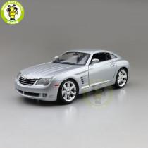 1/18 CHRYSLER Crossfire Maisto 31140 Diecast Model Car Toys Boys Girls Gifts