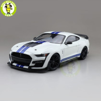 1/18 2020 Ford Mustang Shelby GT500 Maisto 31452 Diecast Model Car Toys Boys Girls Gifts
