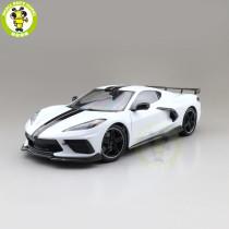 1/18 2020 Chevrolet Corvette Stingray Coupe Maisto 31455 Diecast Model Toys Car Boys Girls Gifts