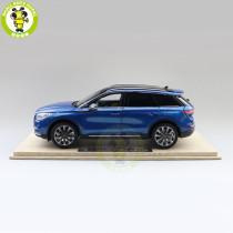 1/18 Lincoln Corsair Diecast Model Toys Car Boys Girls Gifts