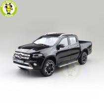 1/18 Mercedes Benz X Class Pickup Truck 2017 Norev Diecast Metal Toys Car Model Boys Girls Gifts