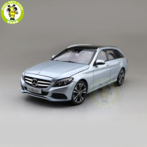 1/18 Mercedes Benz C Class T Model Norev 183865 Diecast Metal Car Model Toys Boys Girls Birthday Gifts