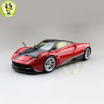 1/18 Pagani Huayra Racing Car Welly GTAutos Diecast Model Toys Car Boys Girls Gifts