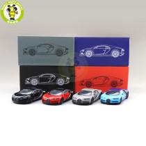 1/64 JKM Bugatti Chiron Diecast Model Toys Supercar Car Boys Girls Gifts