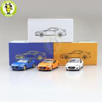 1/64 JKM Subaru BRZ Diecast Model Toys Car Boys Girls Gifts
