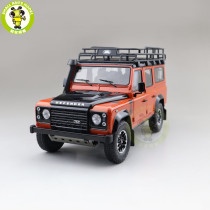 1/18 Land Rover Defender 110 Adventure Edition 2015 Almost REAL 810301 Diecast Model Toys Car Boys Girls Gifts