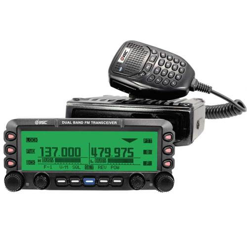 VERO 50W Dual Band Mobile Radio VR-6600PRO