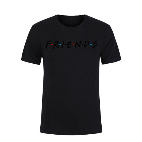 Ladies' FRIENDS printed T-shirt