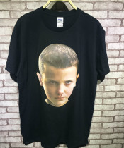 Stranger Things Child Head T-shirt