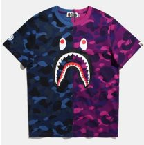 Shark Camo Printed T-shirt
