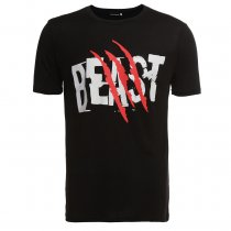BEAST Beauty Printed T-shirt