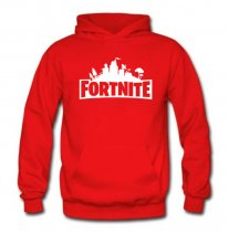 Men's Fortnite flannel Hoodie