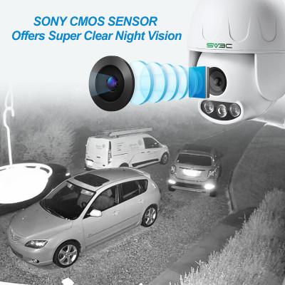 SV3C 5x zoom 1080P high resolution cctv surveillance PTZ Camera