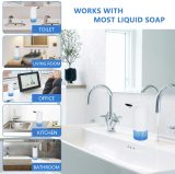 Automatic Soap Dispenser, Arespark Automatic Hand Sanitizer Dispenser Foaming Touchless Soap Dispenser, Electric Hands-free Waterproof Soap Pump with Infrared Motion Sensor for Bathroom Kitchen Toilet